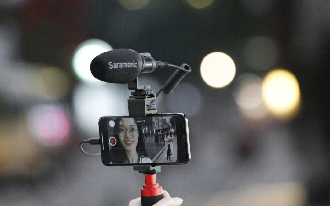 We wrześniu premiera nowego mikrofonu Saramonic Vmic Mini!