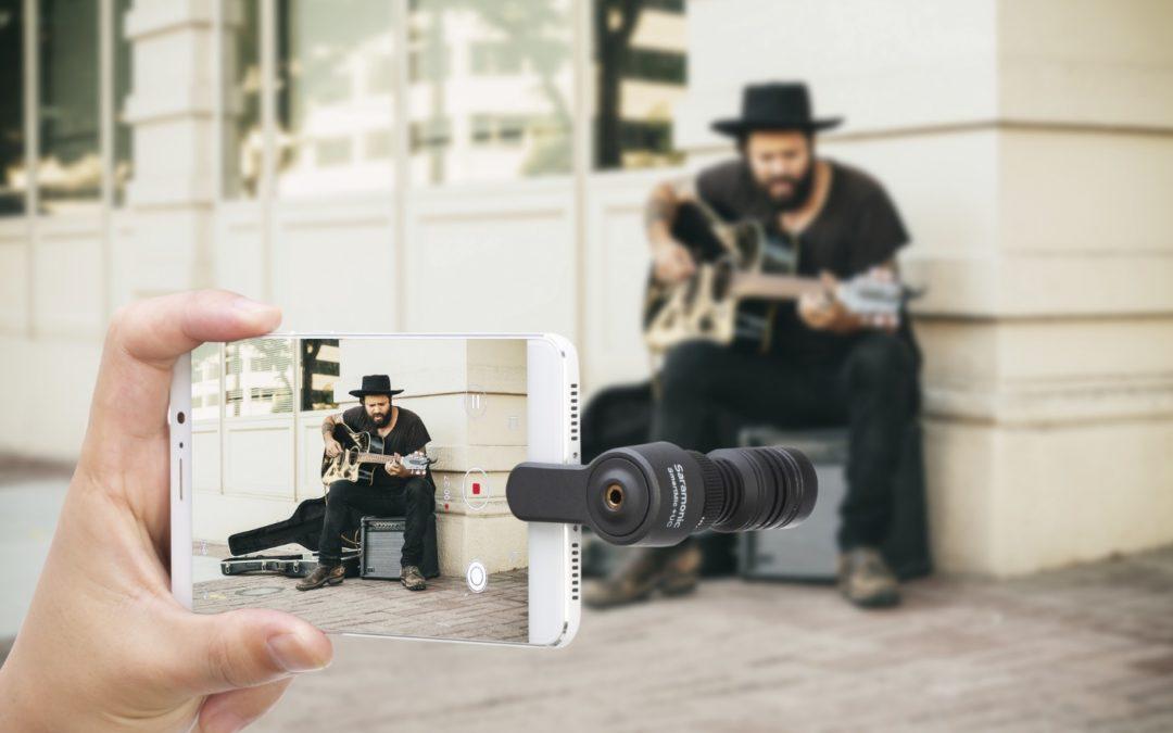 Mikrofon ze złączem USB-C Saramonic SmartMic+ UC