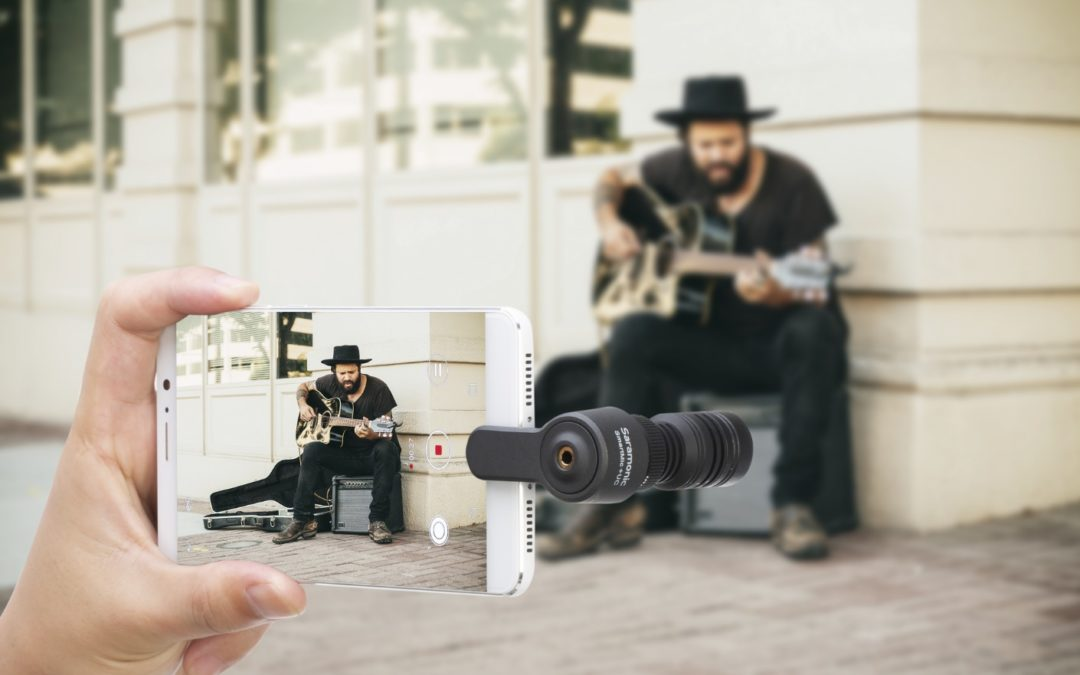 Nowy mikrofon na USB-C Saramonic SmartMic+ UC