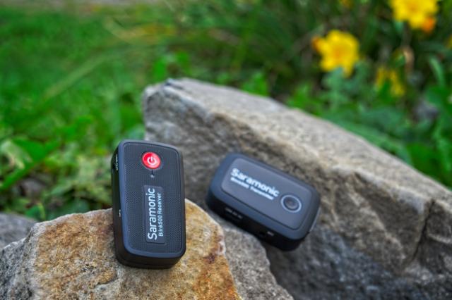 Kompaktowe zestawy bezprzewodowe Saramonic Blink500 dostepne w sierpniu!