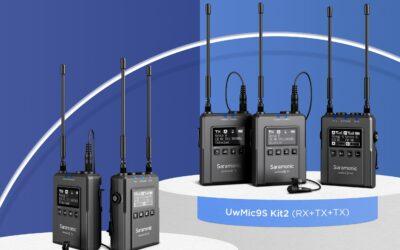 Wyjątkowy dźwięk z systemem UwMic9S